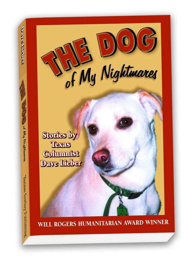 Dave Lieber book The Dog of My Nightmares
