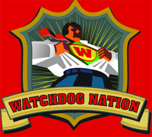 Dave Lieber Watchdog Nation logo