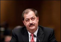 Long before his mine exploded and he went to prison, Don Blankenship was cheating democracy
