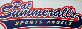 Pat Summerall partners with Summer Santa