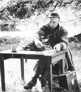 Dave Lieber story on Ernie Pyle and National Columnists Day