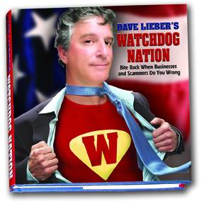 Dave Lieber's Watchdog Nation: Bite Back When Businesses and Scammers Do You Wrong is now available on Kindle and on CD for listening.