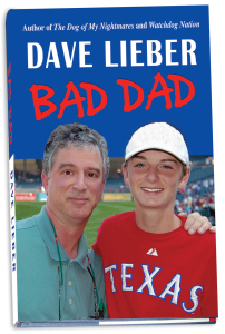 Dave Lieber's award-winning Bad Dad book