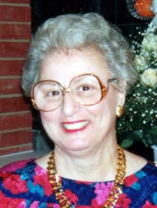 Dave Lieber's mother