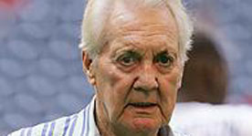 Pat Summerall is one of my heroes