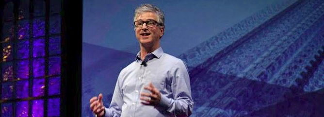 VIDEO: Watch Dave Lieber give funny TED talk on the power of storytelling to change the world
