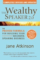Jane wrote two versions of her popular The Wealthy Speaker. This one was called 2.0.