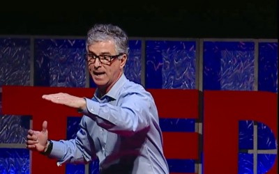 VIDEO: Watch Dave Lieber's Funny TED Talk on Storytelling