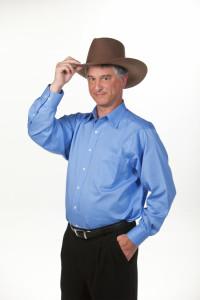 cowboy hat tip