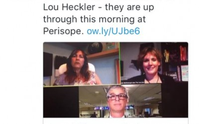 Presentation Tips With Lou Heckler, Dave Lieber
