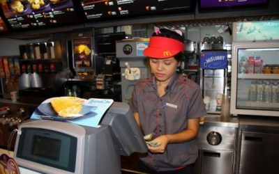 Why I respect the teenager working at McDonald's