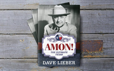 Our play, AMON! The Ultimate Texan, wins another big award