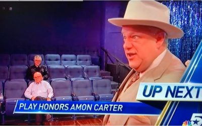 WATCH: 'New Amon Carter play will renew your love for Texas' – NBC5 says