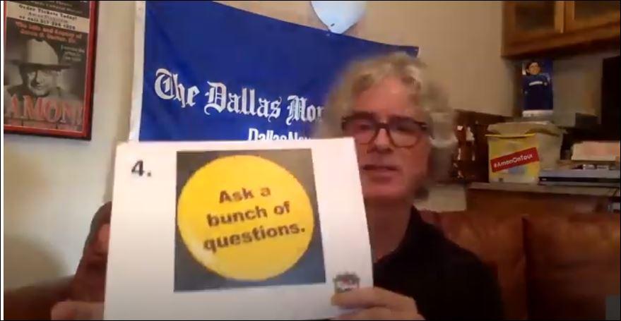 Dave Lieber's Watchdog Nation training video