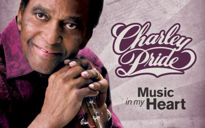2004: I didn't know who Charley Pride was, but he didn't hold it against me