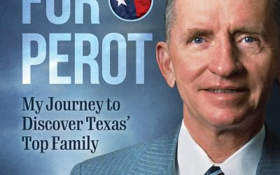 NEW: Ross Perot biography by Dave Lieber now on sale!